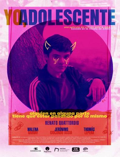 Poster de Yo, adolescente