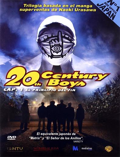 Poster de 20th century boys: Cap. 1 El principio del fin