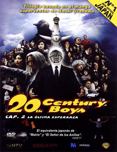Poster de 20th century boys: Cap. 2 La última esperanza