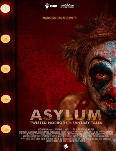 Poster de ASYLUM: Twisted Horror and Fantasy Tales