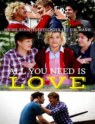 Poster de All You Need is Love