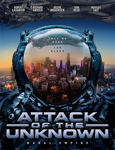 Poster de Attack of the Unknown