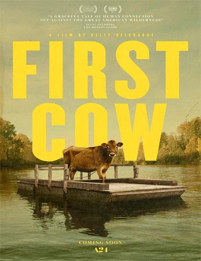 Poster de First Cow