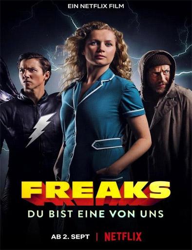 Poster de Freaks: Eres de los nuestros