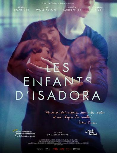 Poster de Les enfants d'Isadora
