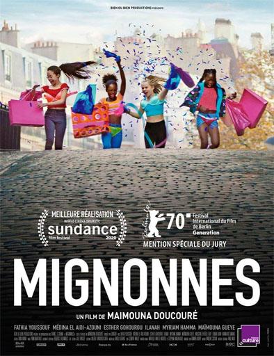 Poster de Mignonnes (Guapis)