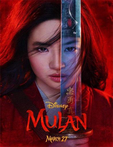 Poster de Mulan