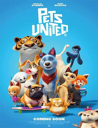 Poster de Pets United (Mascotas unidas)