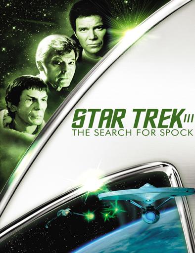 Poster de Star Trek 3: En busca de Spock