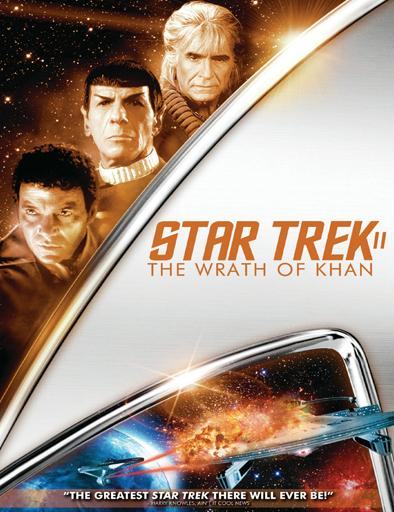 Poster de Star Trek 2: La ira de Khan