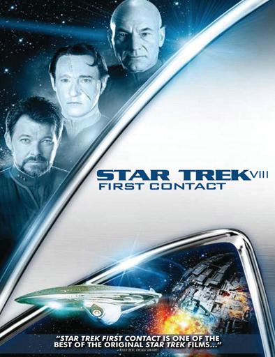 Poster de Star Trek 8: primer contacto