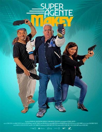 Poster de Superagente Makey