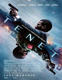 Poster new de Tenet