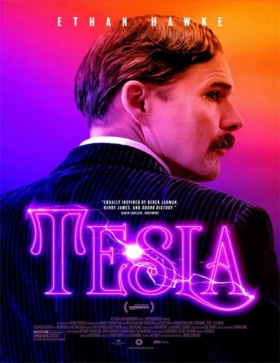 Poster de Tesla