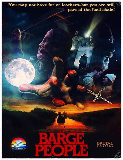 Poster de The Barge People