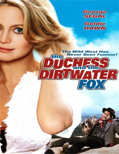 Poster de El zorro y la duquesa