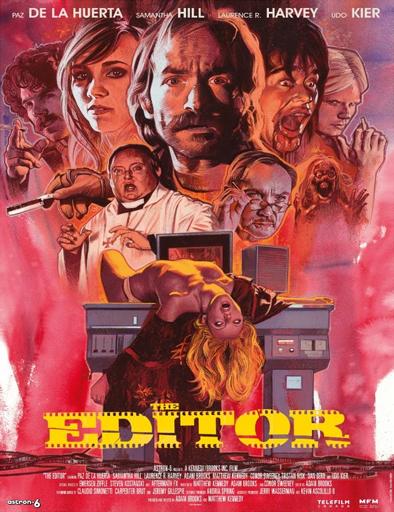 Poster de The Editor
