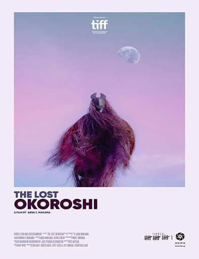 Poster de The Lost Okoroshi