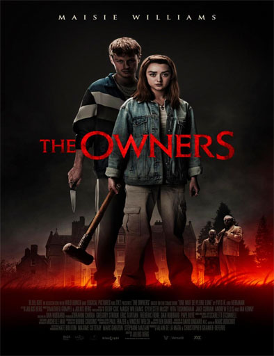 Poster de The Owners
