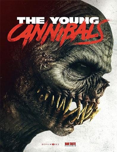 Poster de The Young Cannibals (Jóvenes caníbales)