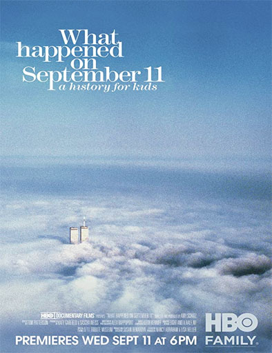 Poster de Lo que ocurrió el 11 de septiembre