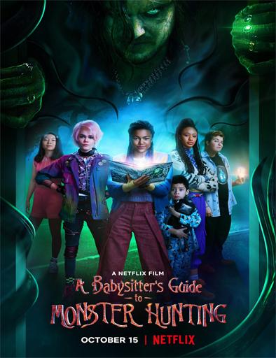 Poster de Guía de una niñera para cazar monstruos