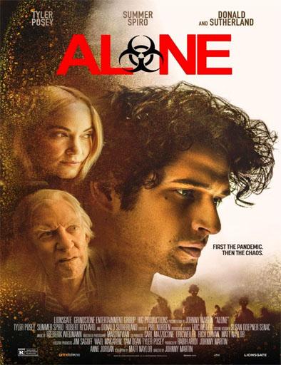 Poster de Alone, de Johnny Martin