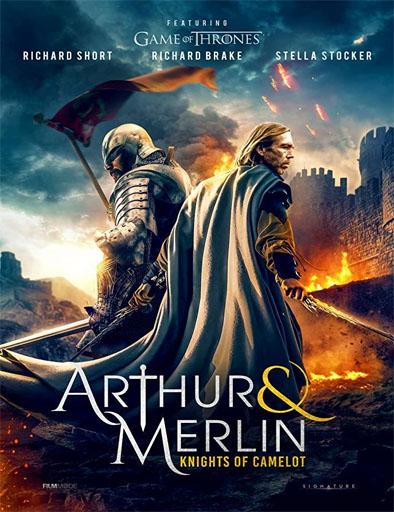 Poster de Arthur and Merlin: Knights of Camelot