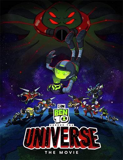 Poster de Ben 10 vs. the Universe: The Movie