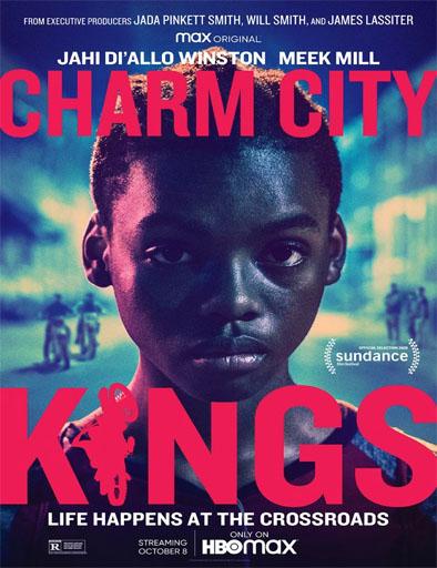 Poster de Charm City Kings