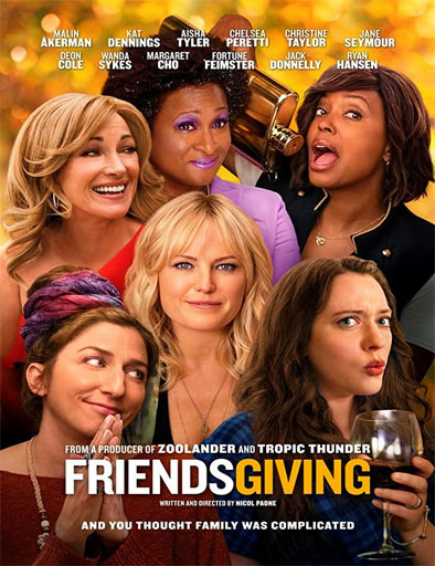 Poster de Friendsgiving
