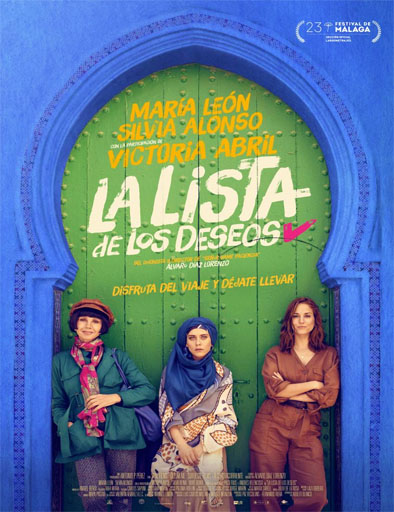 Poster de La lista de los deseos