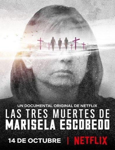 Poster de Las tres muertes de Marisela Escobedo