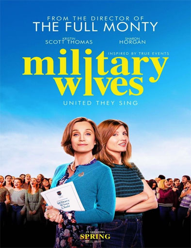 Poster de Military Wives