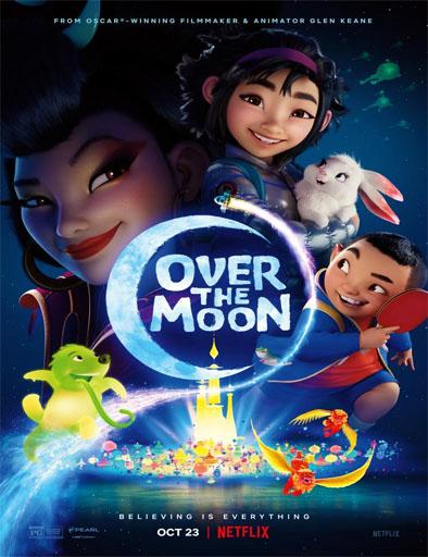 Poster de Over the Moon (Más allá de la Luna)