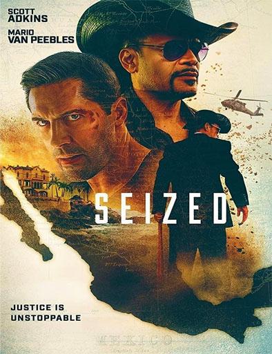 Poster de Seized