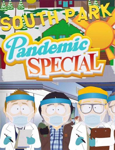 Poster de South Park: The Pandemic Special