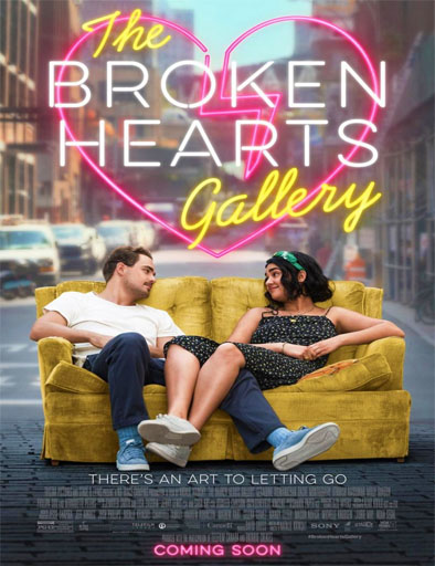 Poster de The Broken Hearts Gallery