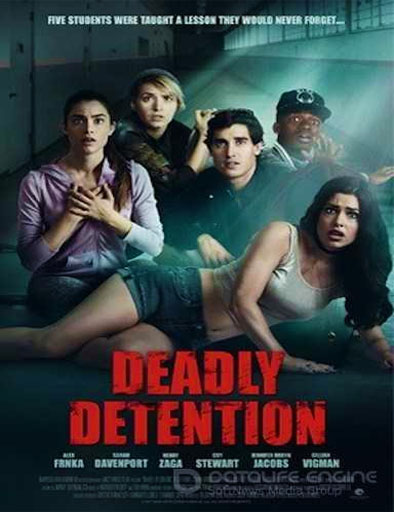 Poster de The Detained