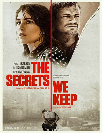 Poster de The Secrets We Keep