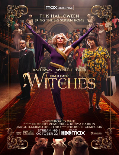 Poster de The Witches (Las brujas)
