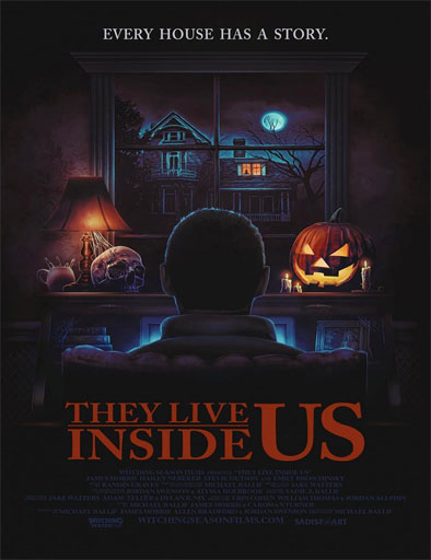 Poster de They Live Inside Us