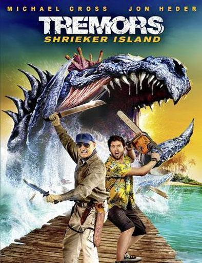 Poster de Tremors 7: Shrieker Island