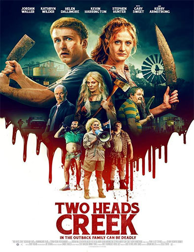 Poster de Two Heads Creek