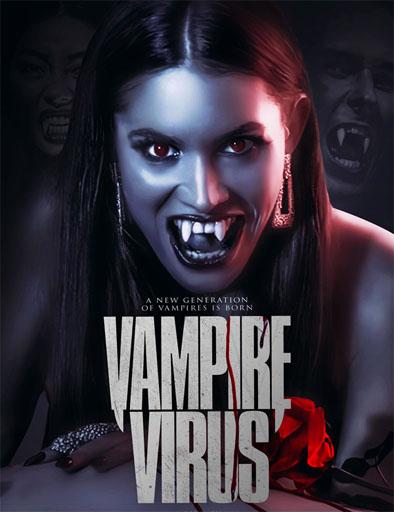 Poster de Vampire Virus