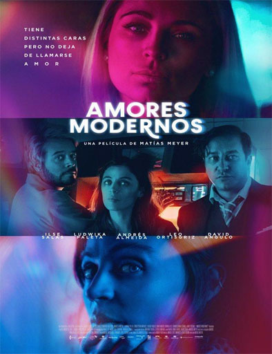 Poster de Amores modernos
