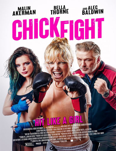 Poster de Chick Fight
