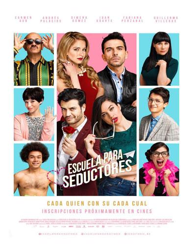 Poster de Escuela para Seductores