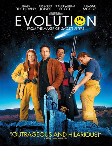 Poster de Evolution (Evolución)