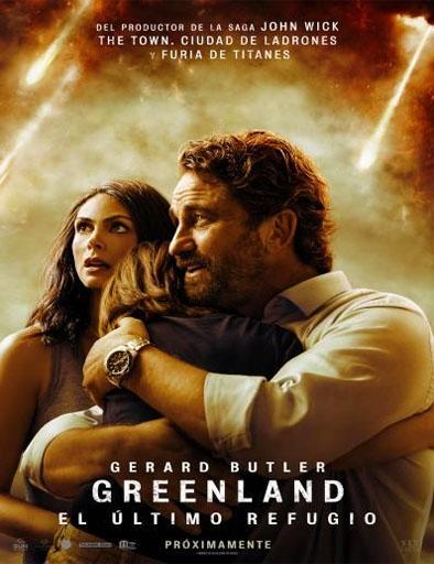 Poster de Greenland (El día del fin del mundo)